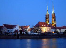 Wrocław: une prestigieuse ville de la Pologne