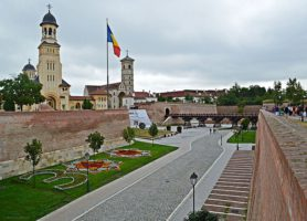 Citadelle d'Alba Iulia: un édifice riche en découvertes
