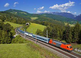 Ligne de chemin de fer de Semmering: une voie exceptionnelle