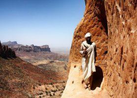 Abuna Yemata Guh: découvrez cette église dans le ciel