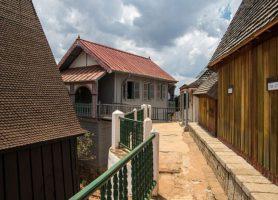 Ambohimanga: une impressionnante cité historique