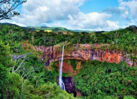 Chamarel : la terre aux couleurs multiples