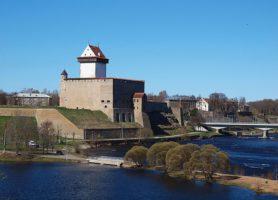 Château de Narva : au cœur d'une merveilleuse forteresse