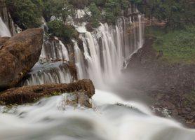Chutes de Kalandula: une merveille naturelle