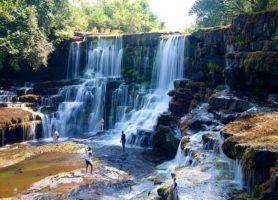 Chutes de la Soumba: au cœur de la paradisiaque Guinée
