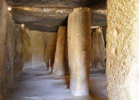 Dolmens d'Antequera: la ville au potentiel touristique extraordinaire