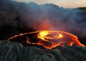 Erta Ale: la montagne fumante éthiopienne