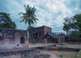 Fort Jesus: visitez cet impressionnant monument