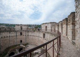 Forteresse de Soroca: l'emblématique trésor médiéval de Soroca