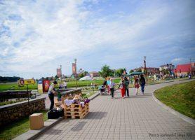 Hrodna: un patrimoine aux attractions scintillantes