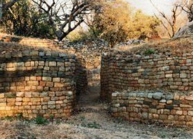 Khami: un site historique de grande importance au Zimbabwe