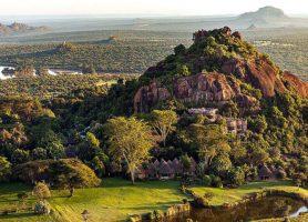 Plateau de Laikipia: près de 10000 km2 de bonheur