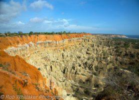 Miradouro da Lua: un site de toute beauté