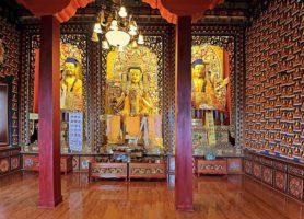 Monastère Songzanlin: au cœur des mystères du bouddhisme tibétain