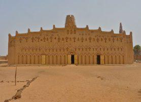 Mosquées de Bani: les mosquées mythiques