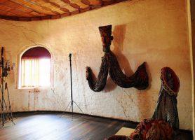 Palais royal de Foumban: le sanctuaire des guerriers Bamoun