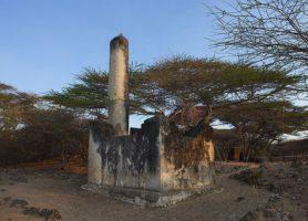 Ruines de Takwa: des vestiges impressionnants