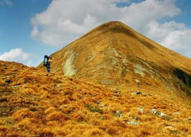 Hoverla: la majestueuse montagne ukrainienne