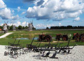 Île de Saaremaa: la nature dans ses grands rôles