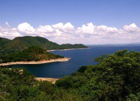 Lac Kariba: un formidable site du Zimbabwe