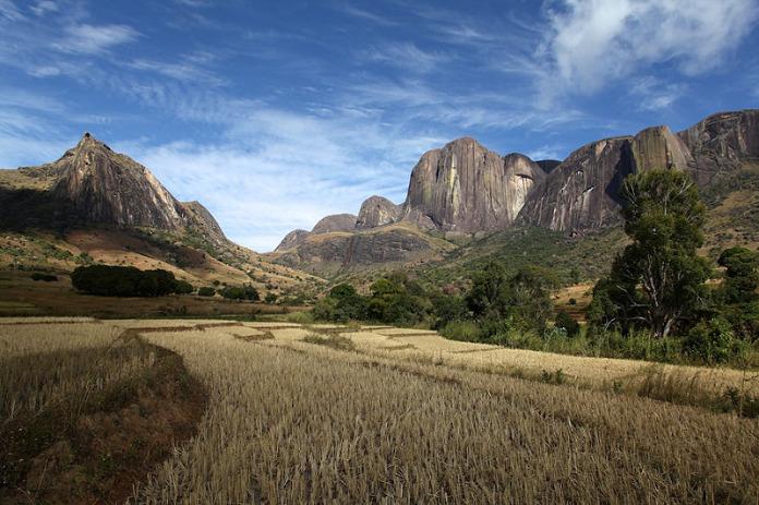 Vallée du Tsaranoro