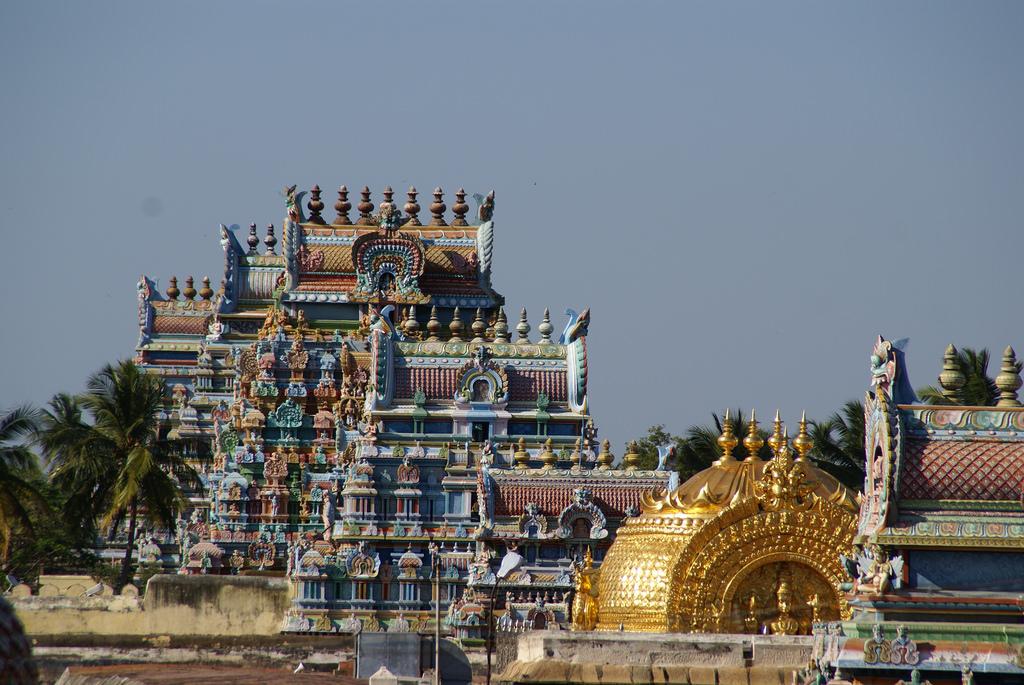 Temple srirangam de Trichy