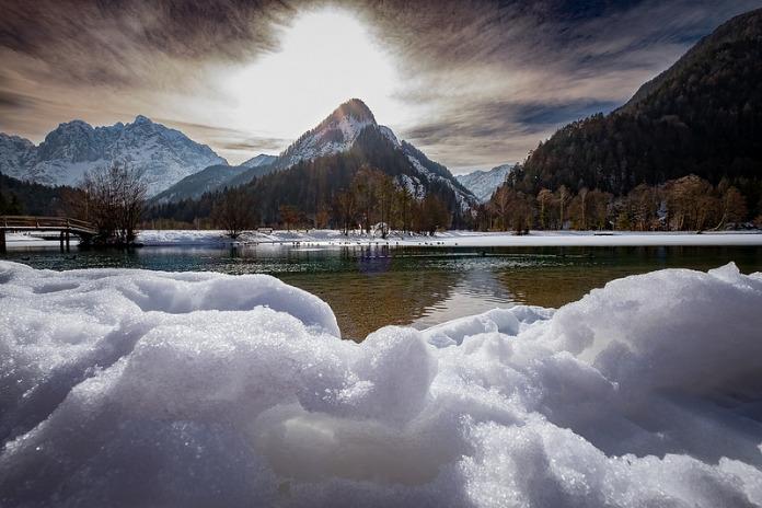 Lac de Jasna