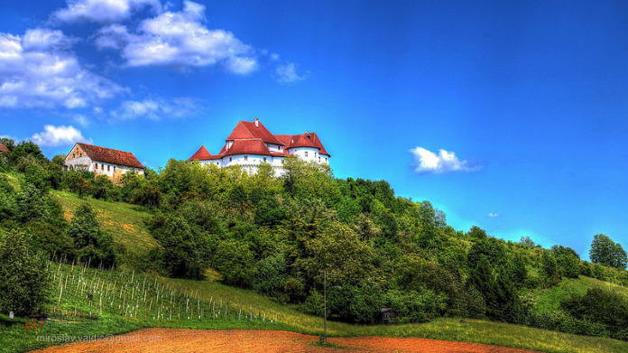 Château de Veliki Tabor