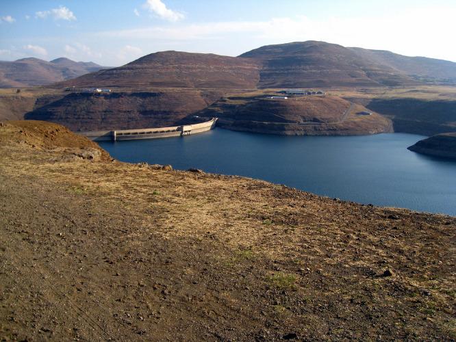 Barrage de Katse